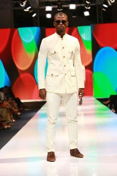 FAB RUNWAY: Glitz Africa Fashion Week 2013 features Nigeria's Mai Atafo Inspired