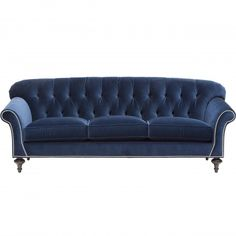 Charles Sofa - Furniture - Sofas - Fabric  - Editor's Picks - Dazzling Nailheads