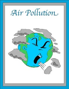 Air Pollution Thematic Unit from Joy of Learning on TeachersNotebook.com (16 pages)  - Air Pollution discusses the atmosphere and the need for good air. It describes natural and manmade pollution, the different kinds of pollution, and pollution warnings. Ways to reduce air pollution are presented. The unit includes worksheets: fill in the b