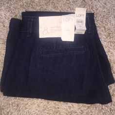 "Ann Taylor curvy flare jeans Ann Taylor 8 petite curvy flare jeans. Sits just below the waist, slim through hip and leg, flare leg. 29"" inseam. Ann Taylor Jeans Flare & Wide Leg"