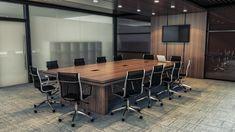 Ambiente Reunião | projeto personalizado sob medida | mdf padrão mocaccino x lacca preto brilho