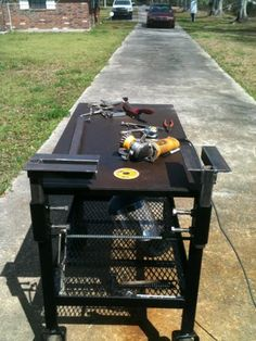 Another Welding Table - WeldingWeb™ - Welding forum for pros and enthusiasts