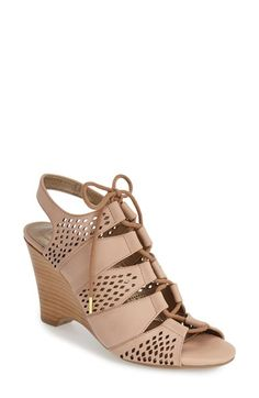 Me Too 'Basil' Leather Sandal (Women) | Nordstrom