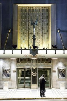Waldorf Astoria ~ New York City
