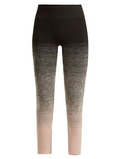 Click here to buy Pepper & Mayne High-rise ombré compression performance leggings at MATCHESFASHION.COM