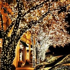 Highland Park Village – Dallas, TX. GASP. So many fun date nights here :)