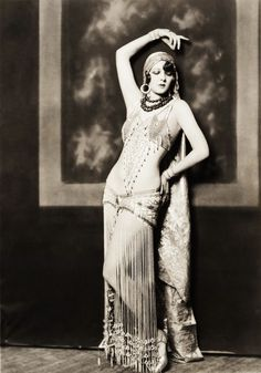 Ziegfeld Follies dancer, Marion Benda by Alfred Cheney Johnston c. 1920's