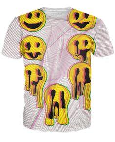 Rageon Wax Smile T-Shirt