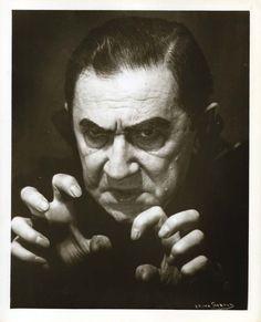 Bela Lugosi 1882-1956 Dracula.