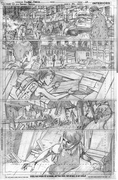 Batman Beyond 04_ page 16 by pansica on DeviantArt