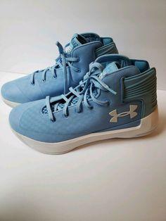 finest selection 94d1b 6cceb RARE COLOR New Under Armour Steph Curry SC 3 Zero Men Size 10.5 Blue   fashion