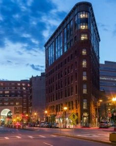 The Boxer Boston Hotel (Boston, Massachusetts) - #Jetsetter