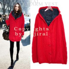 Insulated Knit Coat