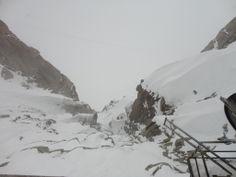 ice mountains exploration