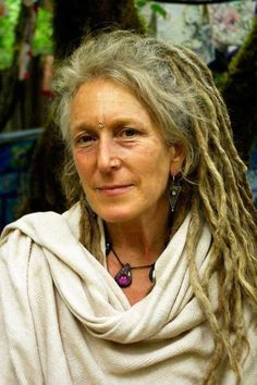 Wise woman dreads