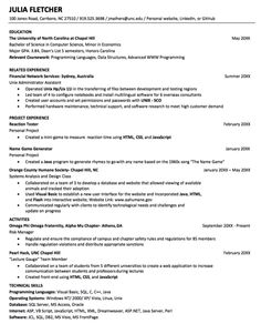 Example Of Cv Inspiration Graduate Certifiacate Form On Resume  Httpexampleresumecv .