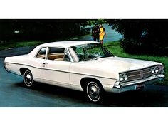 Ford Custom (1966-68)