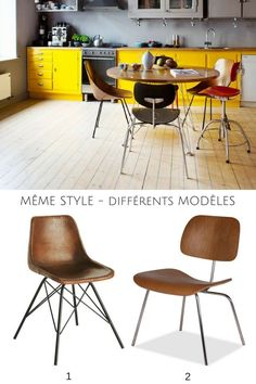 Chaises d pareill es 59 id es pour les assortir for Ambiance tables et chaises reims