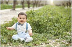 Sacramento First Year Photographer – Peyton's 9 Month Session » Tosha Lynn Photography