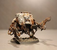 WiP Deffdread - front