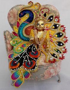 Mahashringar Laddu Gopal(size 2) Dress Price in India - Buy Mahashringar Laddu Gopal(size 2) Dress online at Flipkart.com