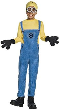 Rubies Costume Despicable Me 3 Childs Jerry Minion Costume Multicolor Medium >>> Want additional info? Click on the image-affiliate link. #MInionsCostumes