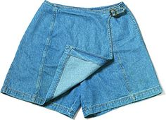 Skort-- I got sent home on the last day of school in 9th grade because I wore these. We weren't allowed to wear pants yet-- still had to wear dresses!