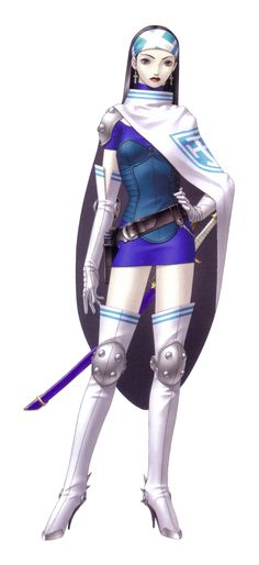 Shin Megami Tensei II Character Images - Megami Tensei Wiki: a Demonic Compendium of your True Self