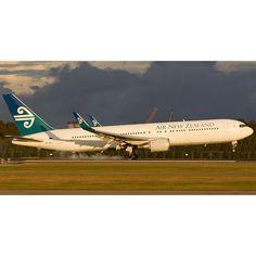 Air New Zealand B767-300 @benjaminbaton