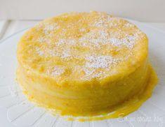 La torta panqueque naranja es de mis favoritas, esta versión es mucho más sencilla y rápida que la habitual, te vas a sorprender. No dejes de probarla.