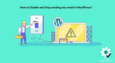 How to Disable and Stop sending any email in #WordPress? #webperf #blogging #email Creative Web Design, Free Blog, Wordpress Plugins, Disability, Blogging, Articles, Social Media, Let It Be, Social Networks