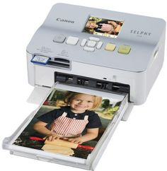 Introducing Canon SELPHY CP780 Compact Photo Printer. Great product and follow us for more updates!
