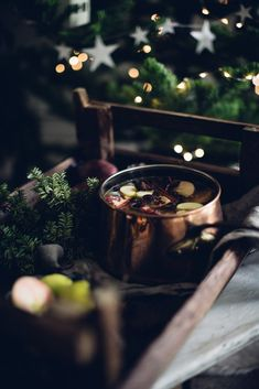 """That's why I offer you this recipe for Christmas cookies, """"Christmas cookies"""", or """"Xmas Dark Photography, Food Photography Styling, Food Styling, Photography Ideas, Apple Cider Uses, Hot Apple Cider, Spiced Cider, Smoked Whiskey, Christmas Food Photography"""