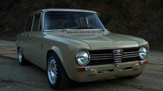 This Alfa Romeo Giulia shows why its owner scored a job at Singer Vehicle Design