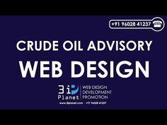 3i Planet: Crude Oil Advisory Website Design Company Udaipur,...