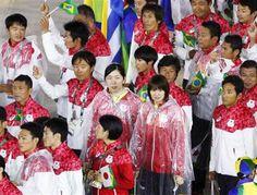 リオ五輪閉会式、号泣した吉田も笑顔で入場 日本の金メダルは12個で世界6位(3)