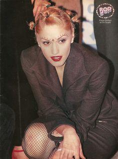 Gwen Stefani of No Doubt in BOP