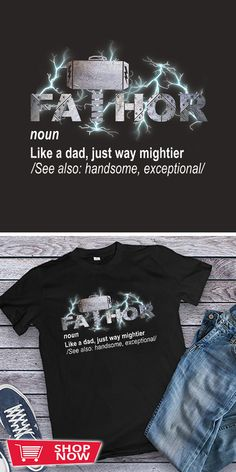 You can click the link to get yours. FaThor Like Dad Just Mightier For Men And Women. Viking tshirt for Viking. We brings you the best Tshirts with satisfaction. Viking Line, Viking Metal, Viking Series, Viking Shirt, Viking Woman, Viking Tattoos, Ragnar, Vikings, Special Gifts
