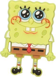 b1a4f039a7c76d 156 SPB SpongeBob F13 3000011-01964-0001 Croc Charms