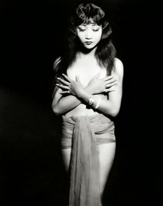 Anna May Wong by Ruth Harriet Louise