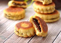 Gorditas de Nata Filled with Nutella(recipe in Spanish and...