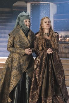 game of thrones season 5 costumes | Game of Thrones, saison 5 : Nell Williams, la nouvelle Cersei ...