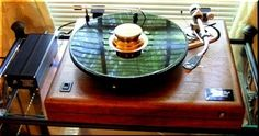 AR Turntable Modifications by Eric J. Whitacre