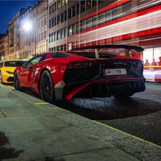 Lamborghini Aventador Super Veloce painted in Rosso Bia  Photo taken by: @rchanphotography on Instagram