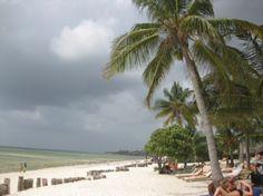 Kenya spiaggia di Watamu