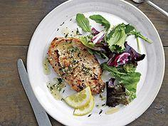 Bob Harper's Seared Pork with Lemon-Thyme Sauce More