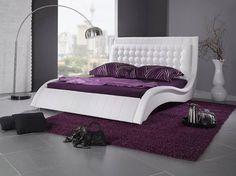 0789cd3f5cc4 Luxusní postel Valencia - AKČNÍ CENA - 180x200 cm