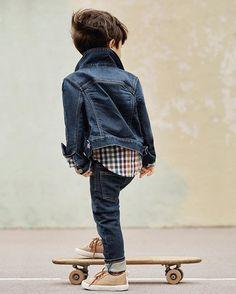 White Off Shoulder, Boy Outfits, Kids Fashion, Baby Boy, Hipster, Children, Boys, Instagram Posts, Jackets