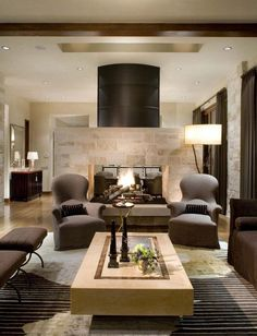 Kelly Hoppen Couture  Kelly Hoppen Interiors #livingroom #ideas Magnificent Living Room Design 2014 Decorating Inspiration