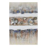 Found it at Wayfair - Industrial Elegance II by Giovanni Russo Original Painting on Canvas
